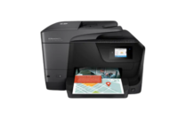HP Officejet Pro 8715 Driver and Printer