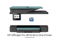 HP OfficeJet 9018 Pro Driver| PRINTER DRIVER