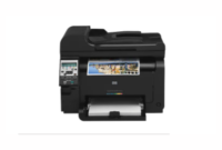 HP Laserjet 100 Color MFP M175nw Driver